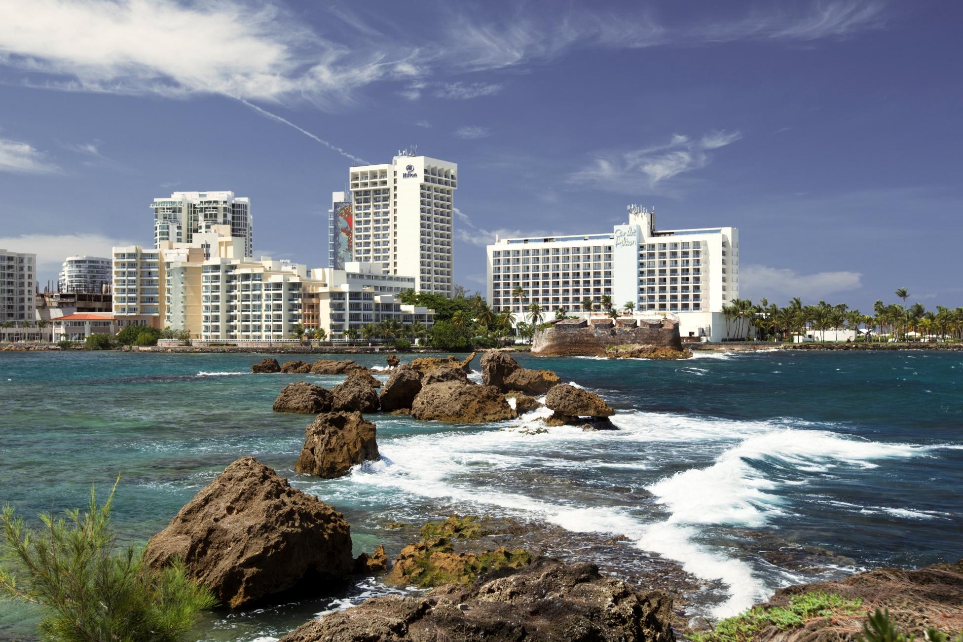 san juan puerto rico hilton casino
